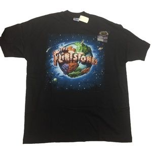 NWT Universal Studio The Fine Stones Plane T-Shirt